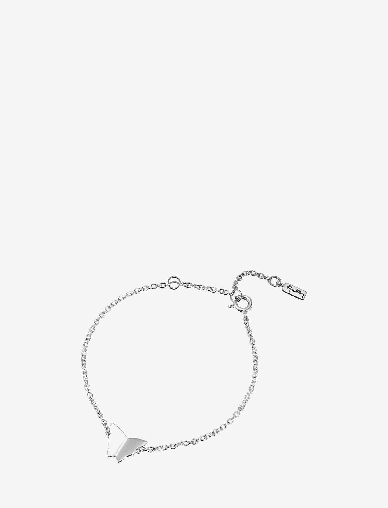 Efva Attling - Little Miss Butterfly Bracelet - dainty - silver - 1