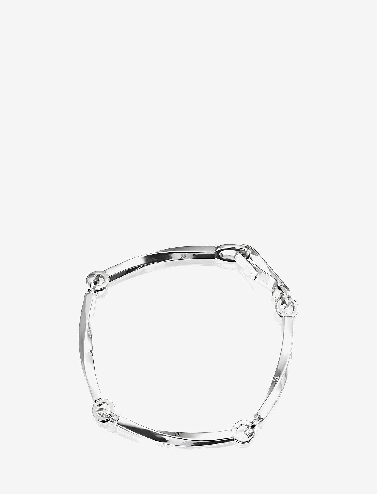 Efva Attling - Strength & Kindness Bracelet - dainty - silver - 1