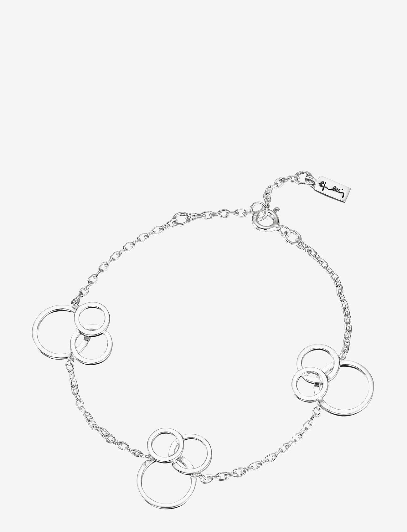Efva Attling - Bubbles Bracelet - dainty - silver - 0