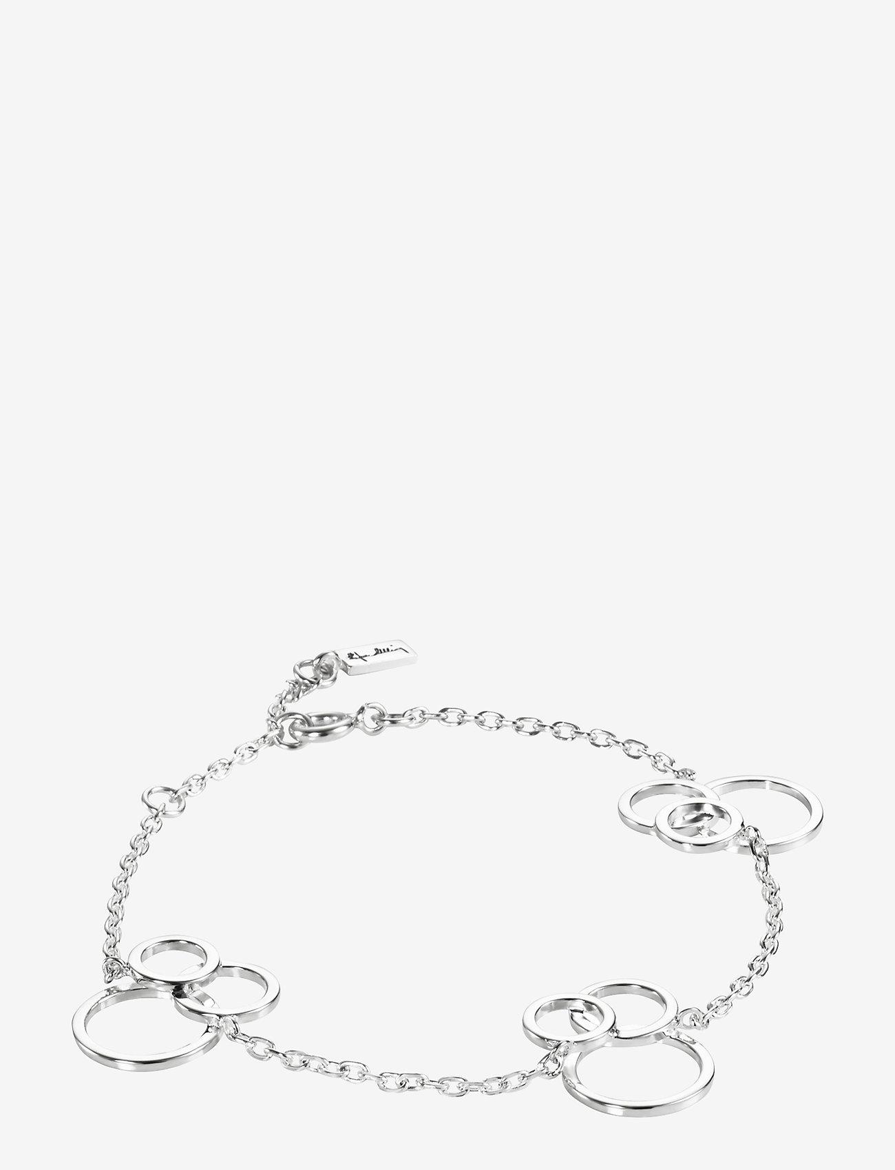 Efva Attling - Bubbles Bracelet - dainty - silver - 1
