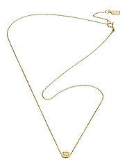 Mini Me Sans Peur Necklace - GOLD