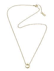 Mini Me You & Me Necklace - GOLD