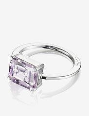 Efva Attling - A Purple Dream Ring - ringen - silver - 1