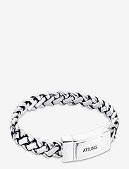 Efva Attling - Mojo Brace bracelet - dainty - silver - 1