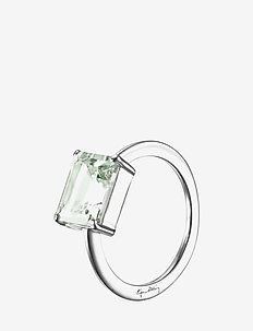 A Green Dream Ring - ringe - silver