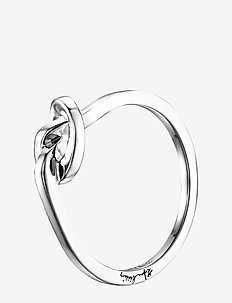 Love Knot Ring - Silver - ringe - silver