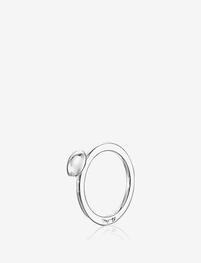 Love Bead Ring - Silver - ringen - silver