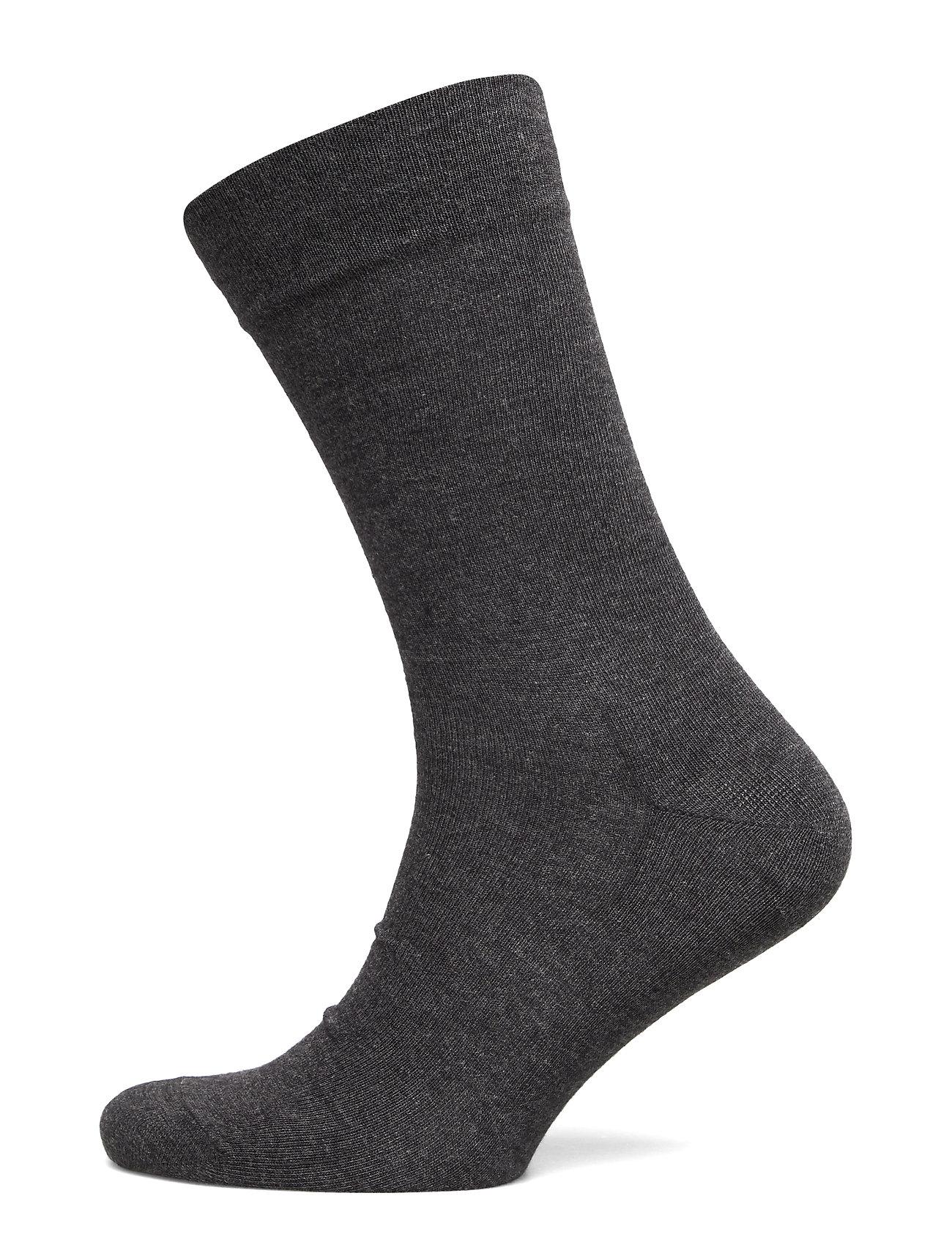 Egtved Egtved socks bamboo no elastic - GREY