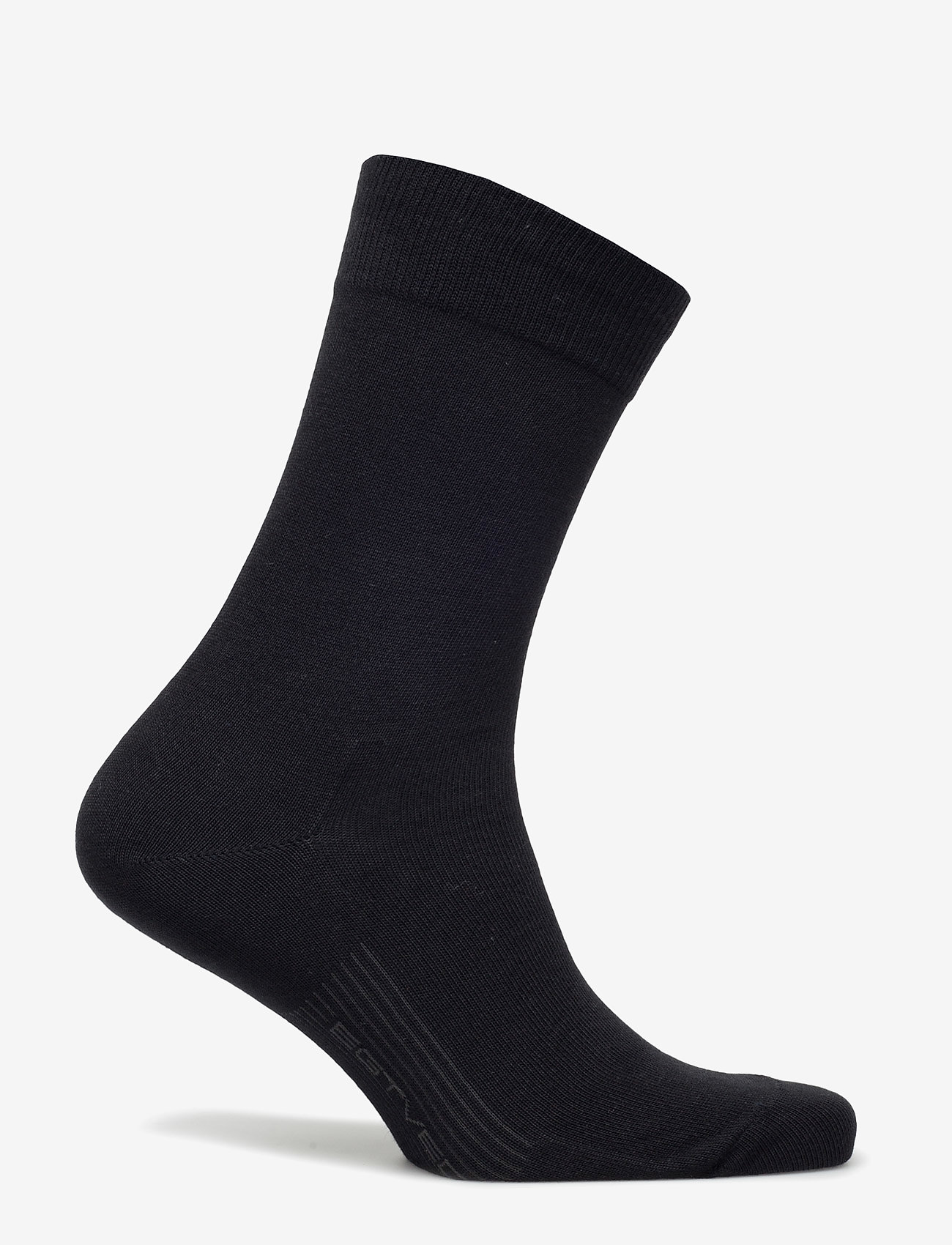 Egtved - Egtved business socks - reguläre strümpfe - black - 1
