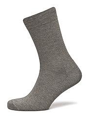 Egtved socks, cotton - LIGHT GREY