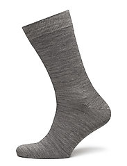 Egtved twin sock, Cotton/wool - LIGHT GREY