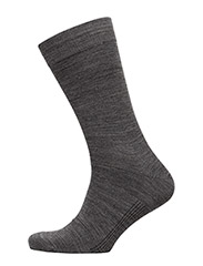 Egtved socks, wool - GREY MEL.