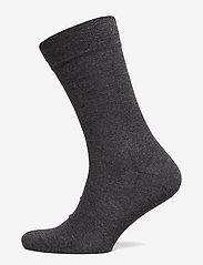 Egtved - Egtved socks bamboo no elastic - regular socks - grey - 0