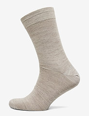 Egtved business socks - BEIGE