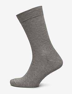 Egtved socks cotton - LIGHT GREY