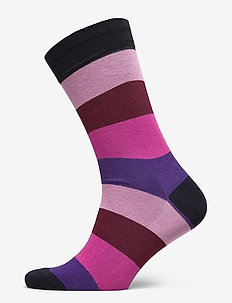 Egtved socks  cotton - STRIPES MULTI