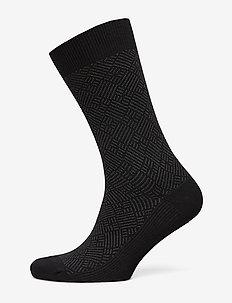 Egtved socks cotton - SQUARES JA