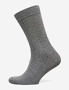 Egtved socks cotton - GREY