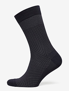 Egtved socks cotton - NAVY