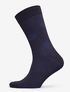 Egtved socks cotton - NAVY