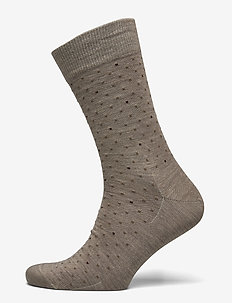 Egtved socks Twin-sock - BEIGE