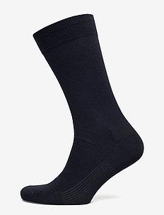 Egtved business socks - tavalliset sukat - blue