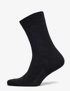 Egtved business socks - vanlige sokker - black