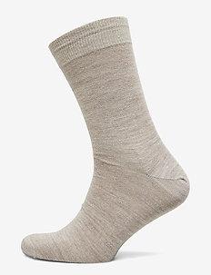 Egtved business socks - regular socks - beige