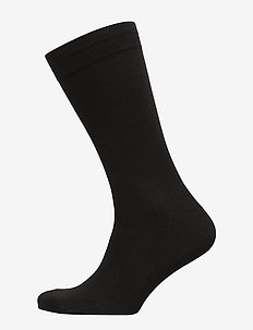Egtved socks, bamboo - BLACK