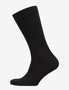 Egtved socks, bamboo - vanlige sokker - black