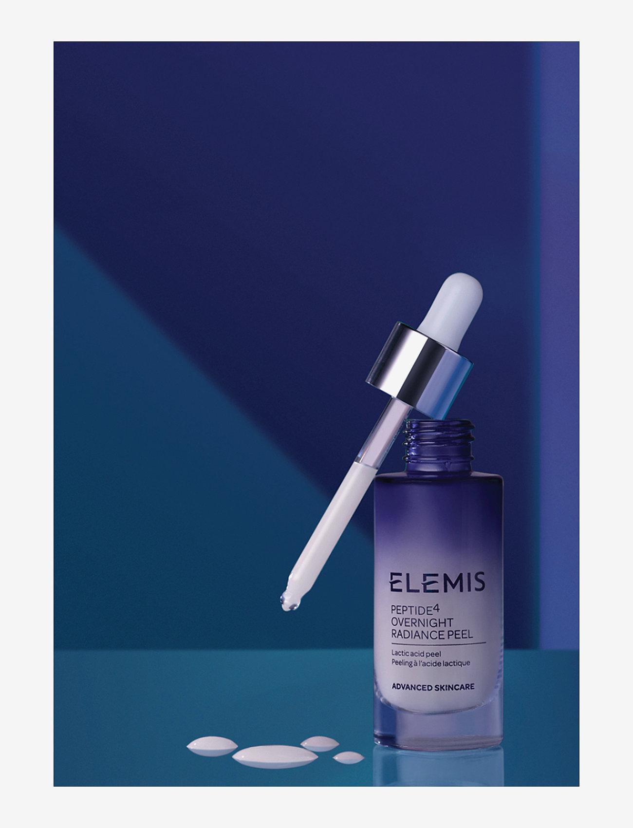 Elemis - Peptide4 Overnight Radiance Peel 30ml - kuorinta - clear