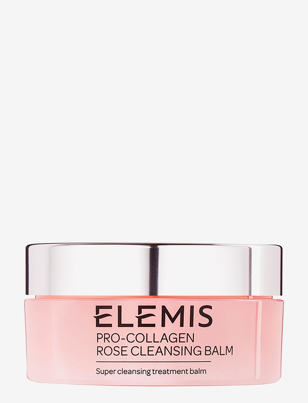 Elemis - Pro-Collagen Rose Cleansing Balm - puhdistusgeeli - clear