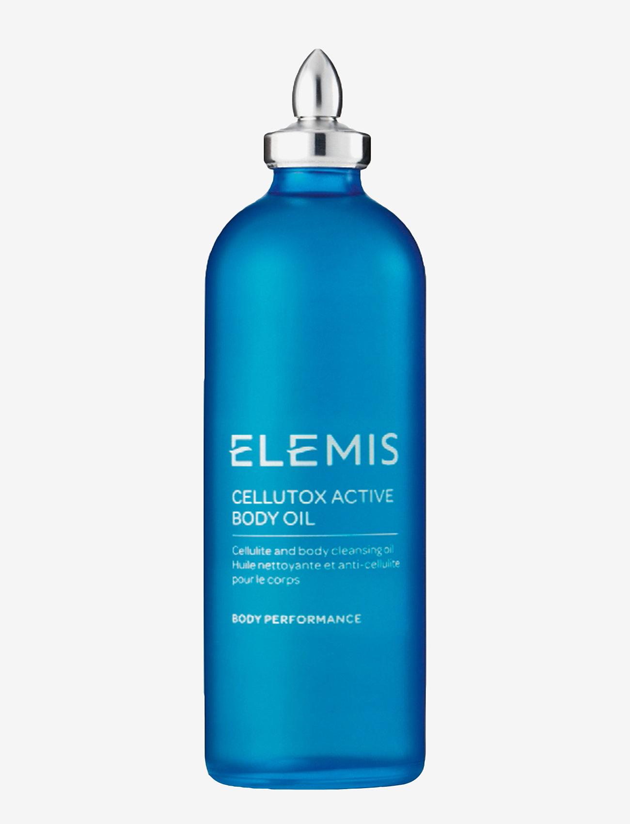 Elemis - Cellutox Active Body Oil - vartaloöljyt - clear - 0