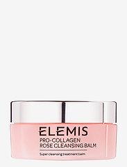 Elemis - Pro-Collagen Rose Cleansing Balm - puhdistusgeeli - clear - 0