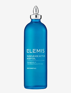 Musclease Active Body Oil - CLEAR