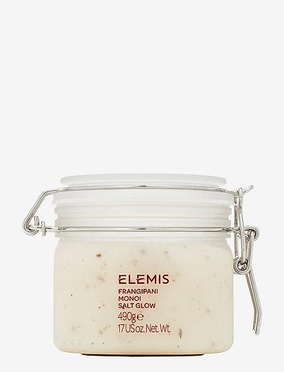 Frangipani Monoi Salt Glow - kuorinta - clear