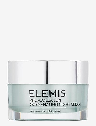 Pro-Collagen Oxygenating Night Cream - yövoide - clear