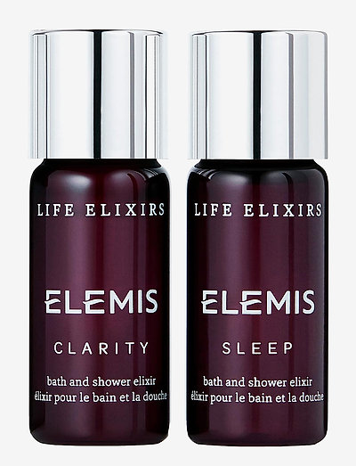 Wellbeing Collection Clarity & Sleep - bath & body sæt - clear