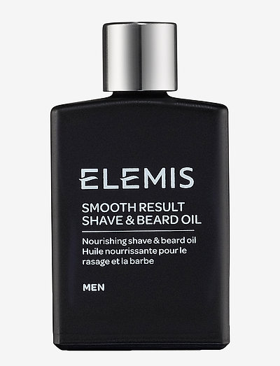 TFM Smooth Result Shave and Beard Oil - skægolie - clear