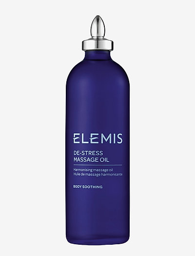 De-Stress Massage Oil - CLEAR