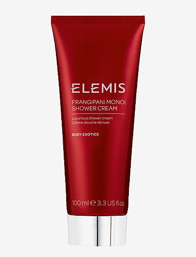Frangipani Monoi Shower Cream - CLEAR