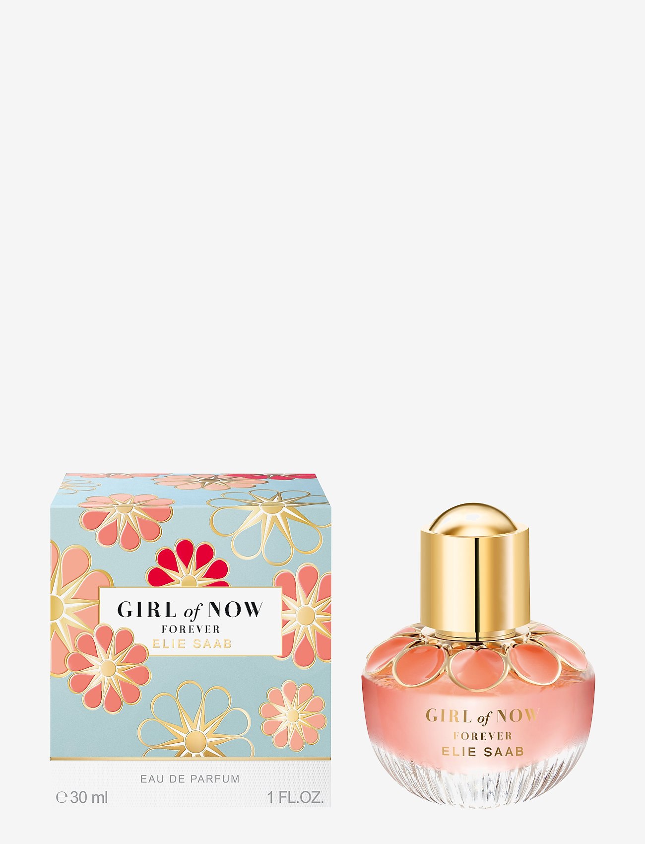 Elie Saab Girl Of Now Forever Eau De Parfum 30 ml | Lyko.no