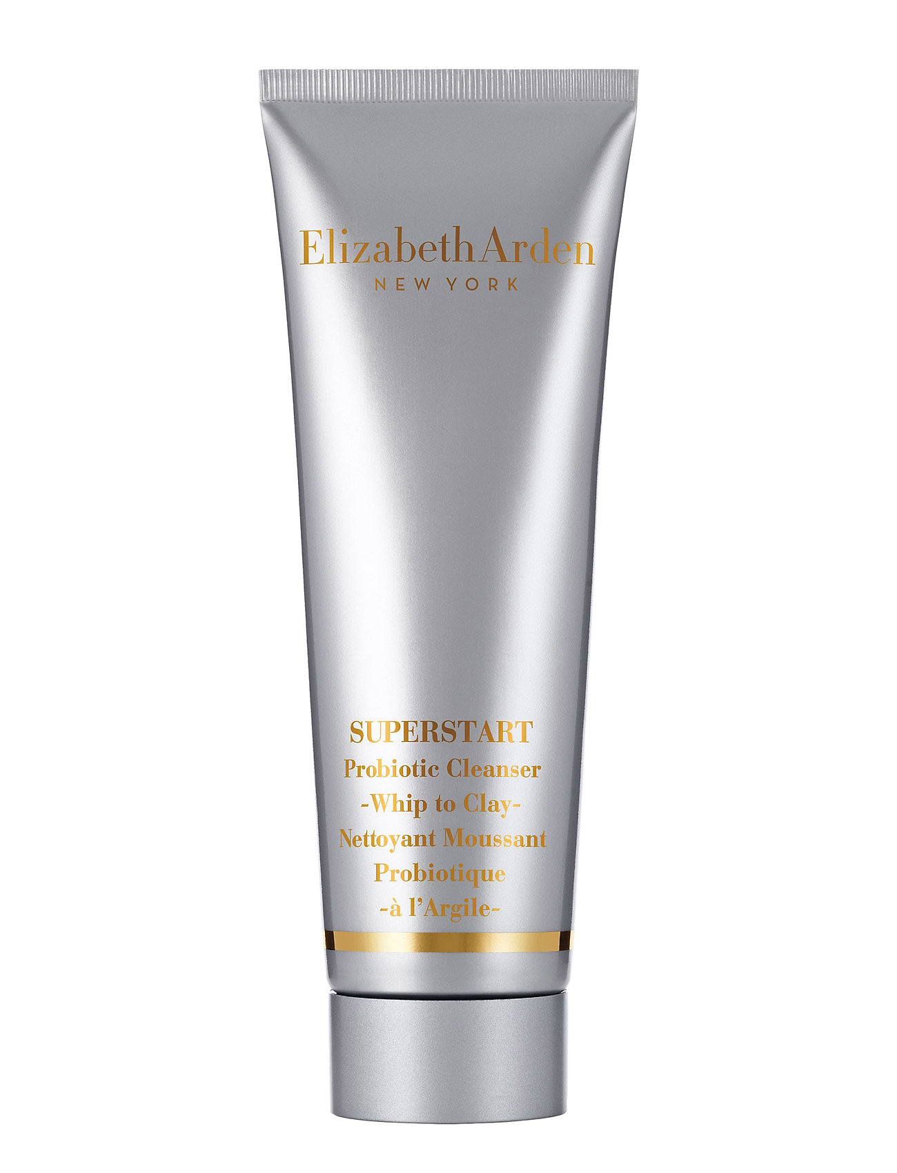 Image of Superstart Probiotic Cleanser Whip To Clay Ansigtsrens Makeupfjerner Nude Elizabeth Arden (3119380103)