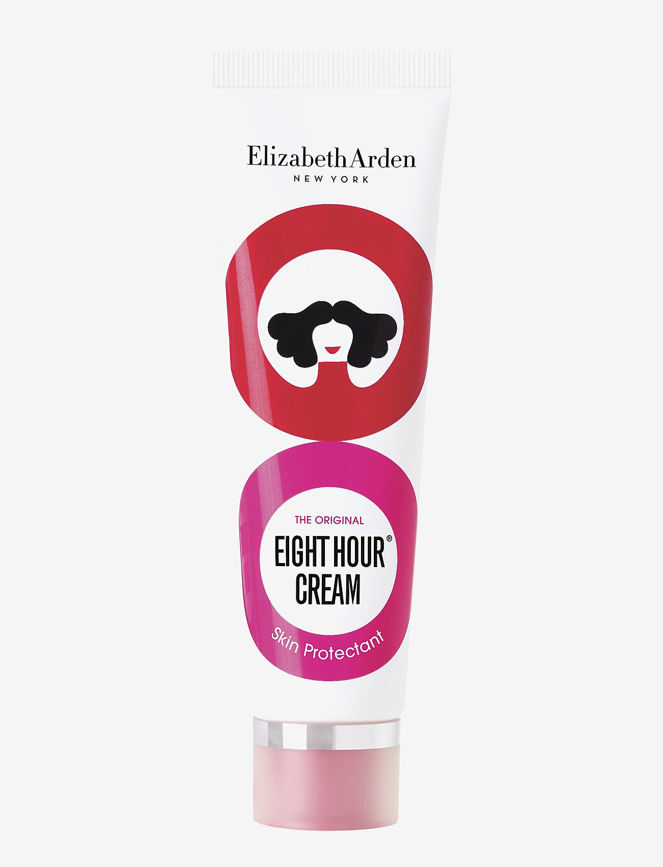Elizabeth Arden - EIGHT HOUR CREAM SKIN PROTECTANT OLIMPIA ZAGNOLI - päivävoiteet - no color