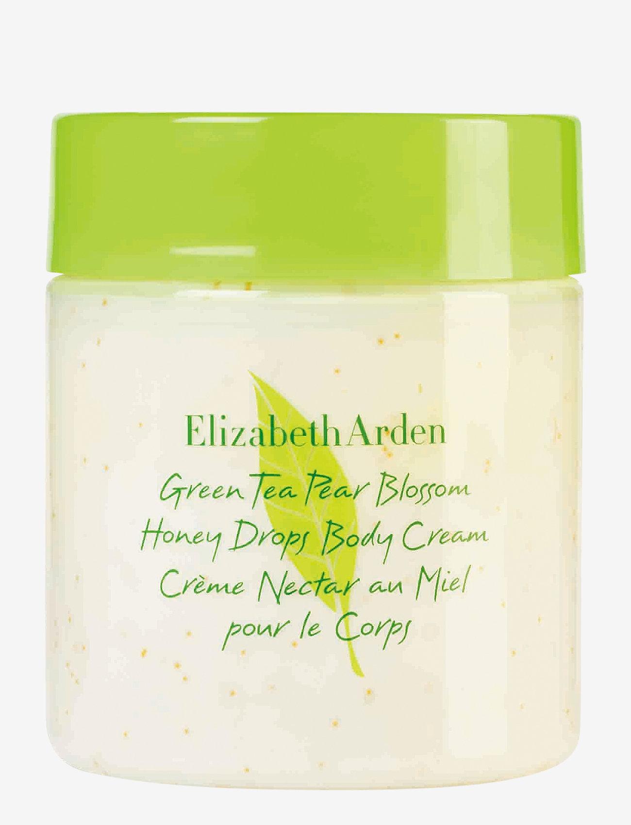 Elizabeth Arden - GREEN TEA PEAR BLOSSOM HONEY DROPS BODY CREAM - body cream - no color - 0