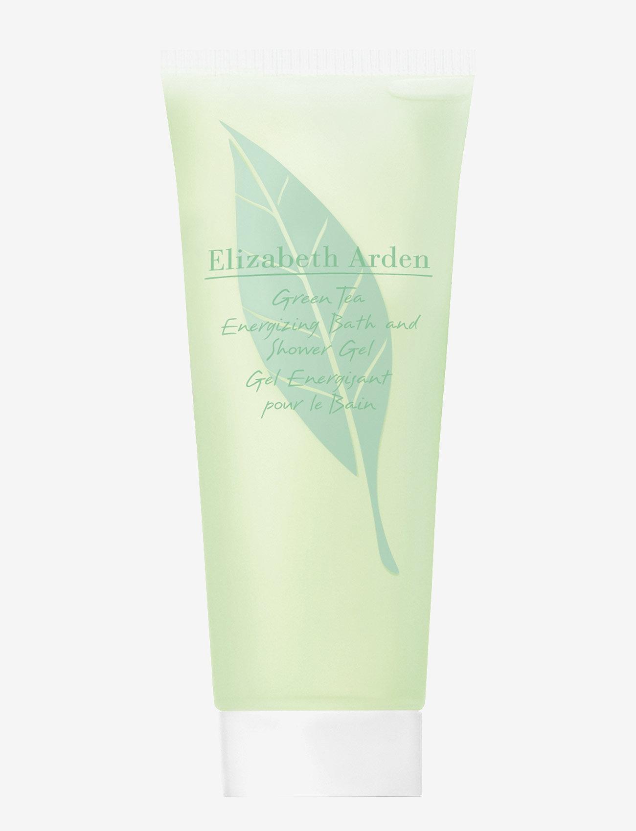 Elizabeth Arden - GREEN TEA ENERGIZING BATH & SHOWER GEL - suihkugeeli - clear - 0