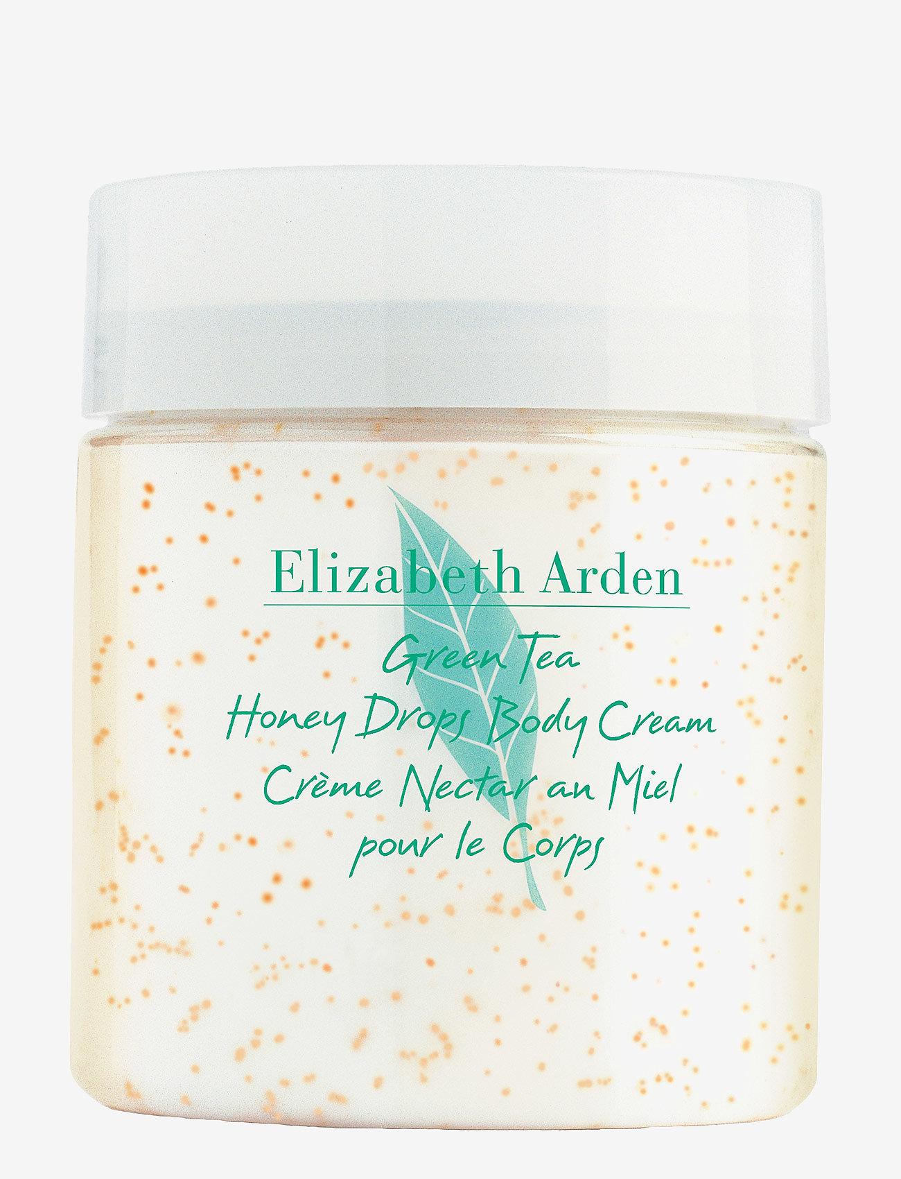 Elizabeth Arden - GREEN TEA HONEY DROPS BODY CREAM - body cream - clear - 0