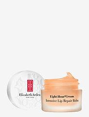 Elizabeth Arden - EIGHT HOUR CREAM LIP INTENSIVE LIP REPAIR BALM - läppvård - clear - 0