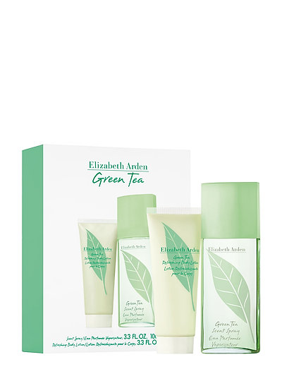 Green Tea 100 ml Value Set - NO COLOR