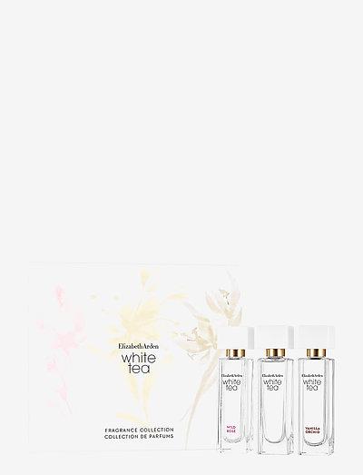 WHITE TEA EDT 10 ML SET - tuoksusetit - no color